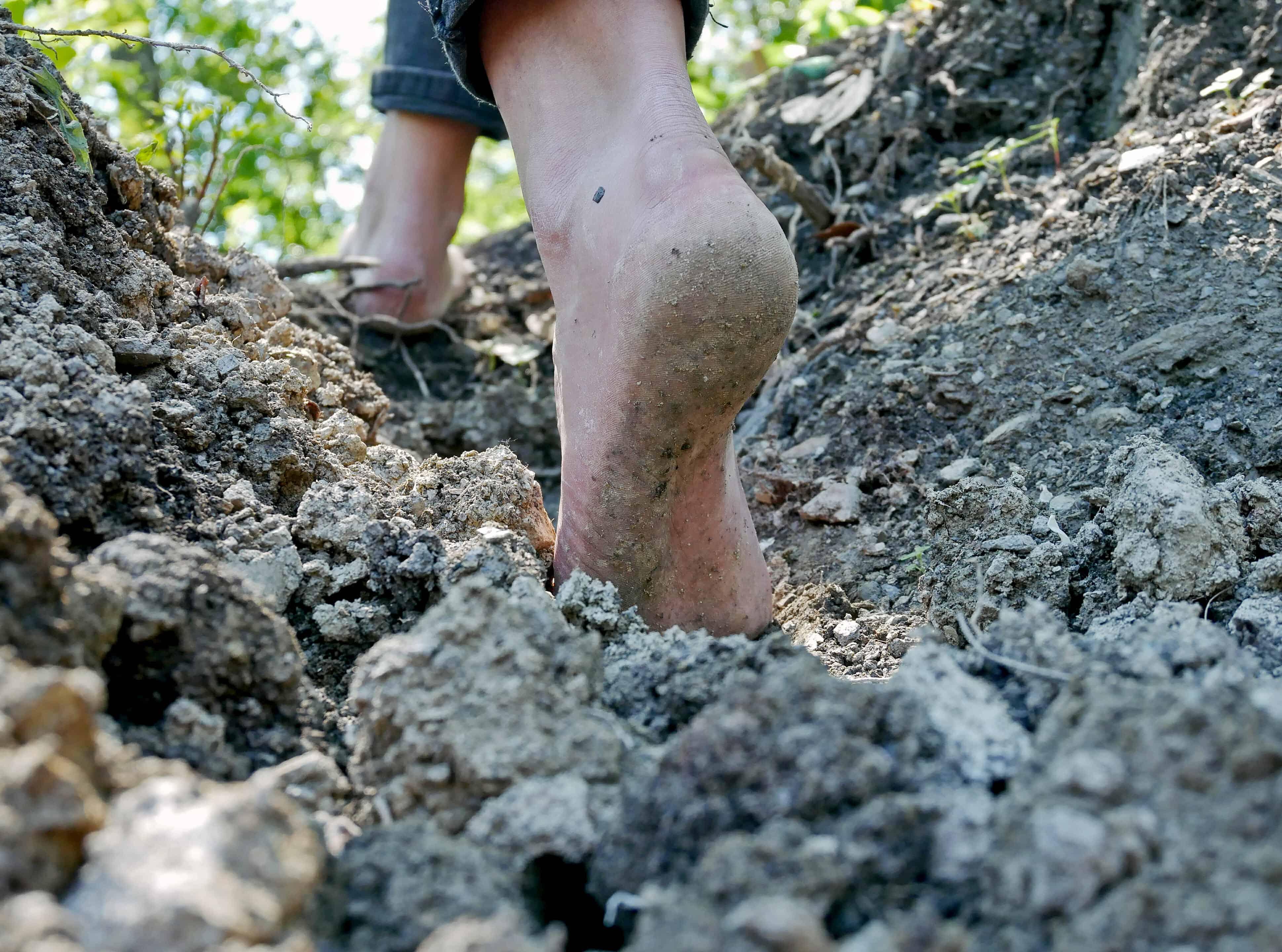 Barefooting: la tribù dei piedi scalziBarefooting: la tribù
