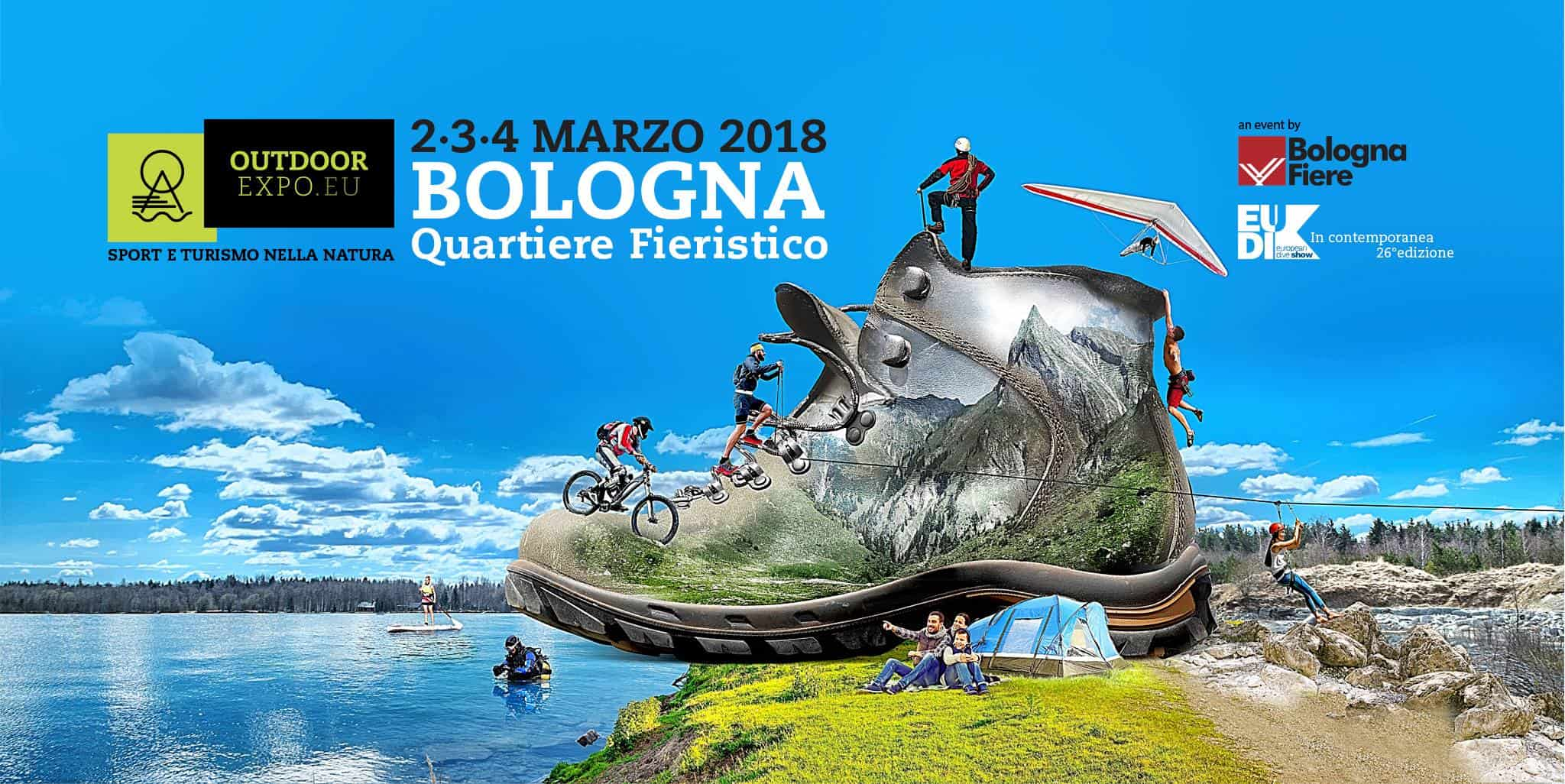 Bologna Fiere Lancia Outdoor Expo